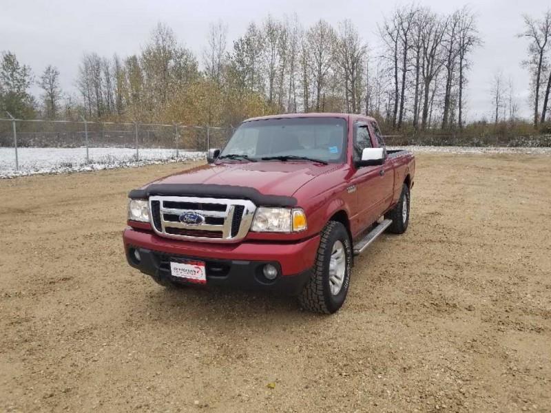 2008 Ford Ranger XLT #FA67040