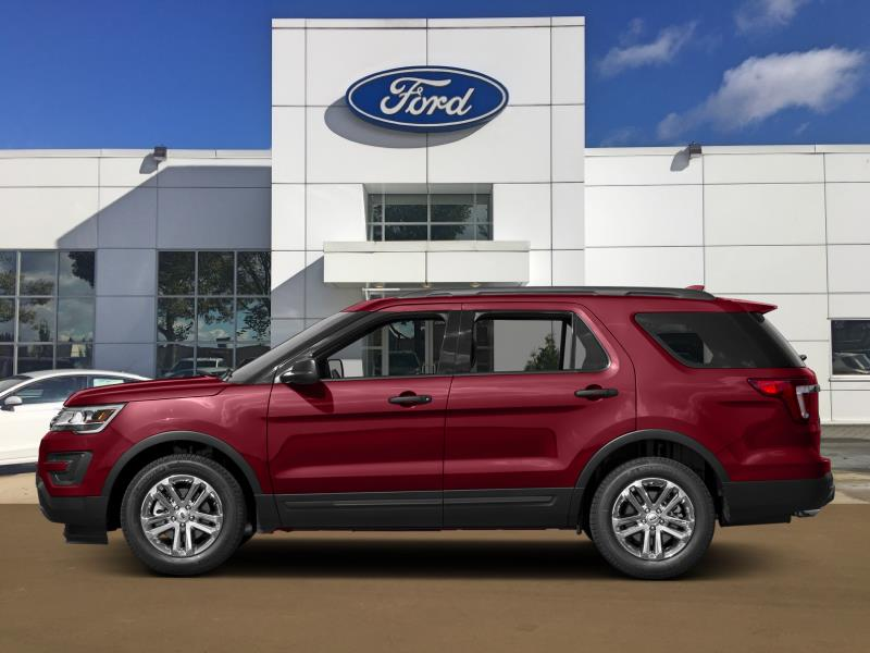 2016 Ford Explorer Base #FA58866