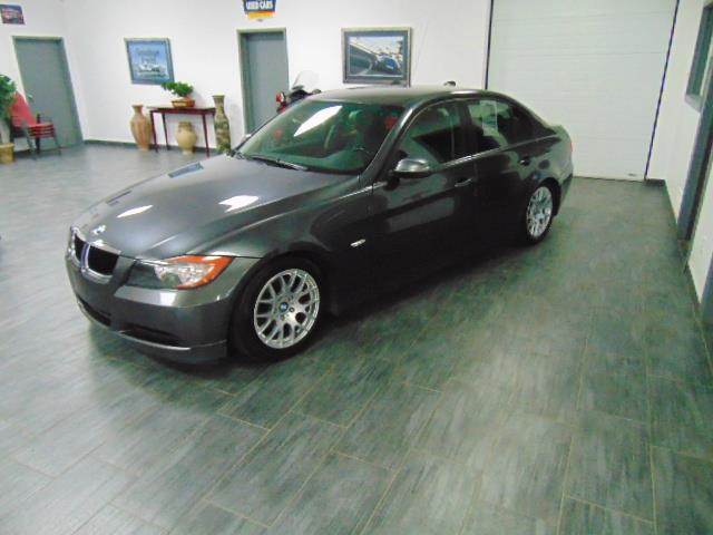2007 BMW 3 Series 323 I* MANUELLE, AIR CLIMATISÉ #7KR82414