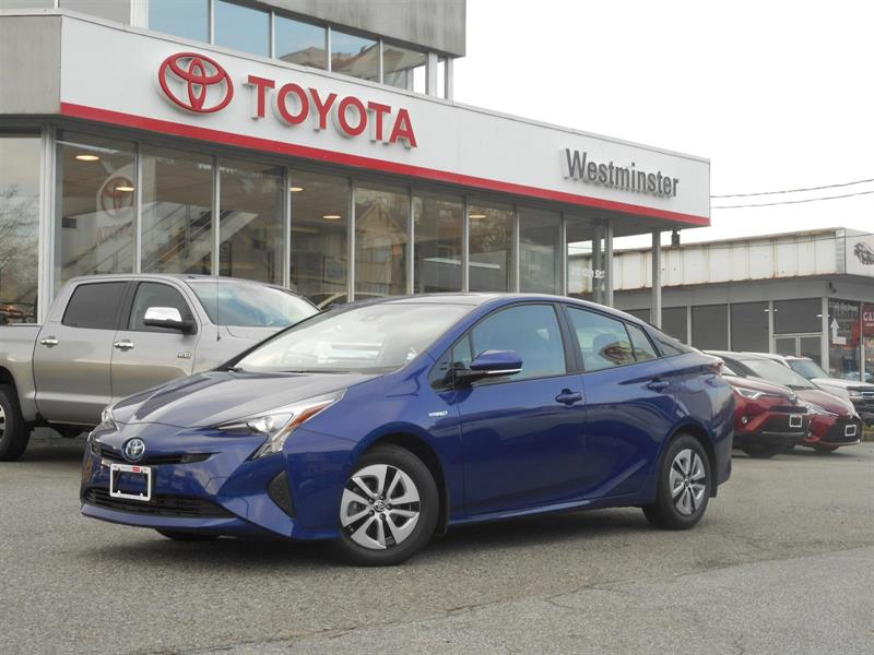 2018 Toyota Prius Technology Package #P6714T