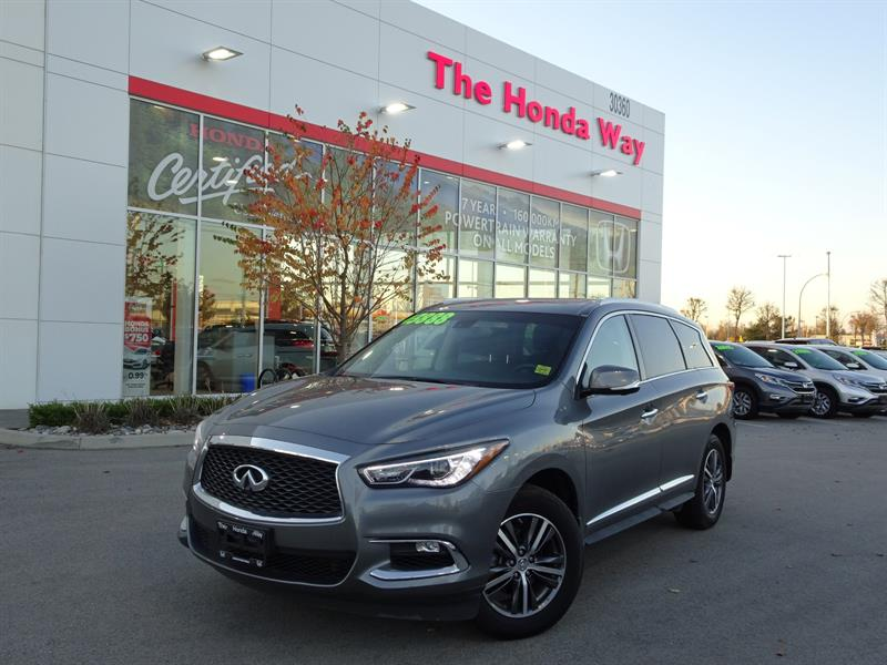 2018 Infiniti Qx60 Base AWD WIN A $12,000 TRIP! #P5264