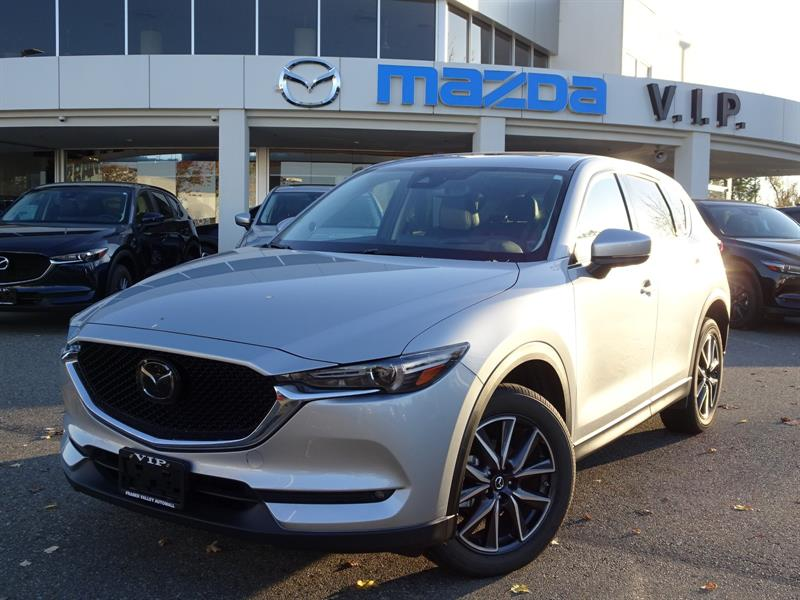 2018 Mazda CX-5 GT Technology Package #D8486
