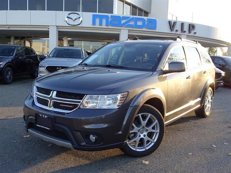 2014 Dodge Journey LIMITED #8407A