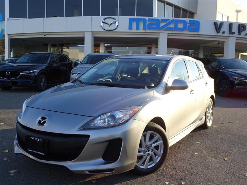 2012 Mazda MAZDA3 GS, SKY #B8625