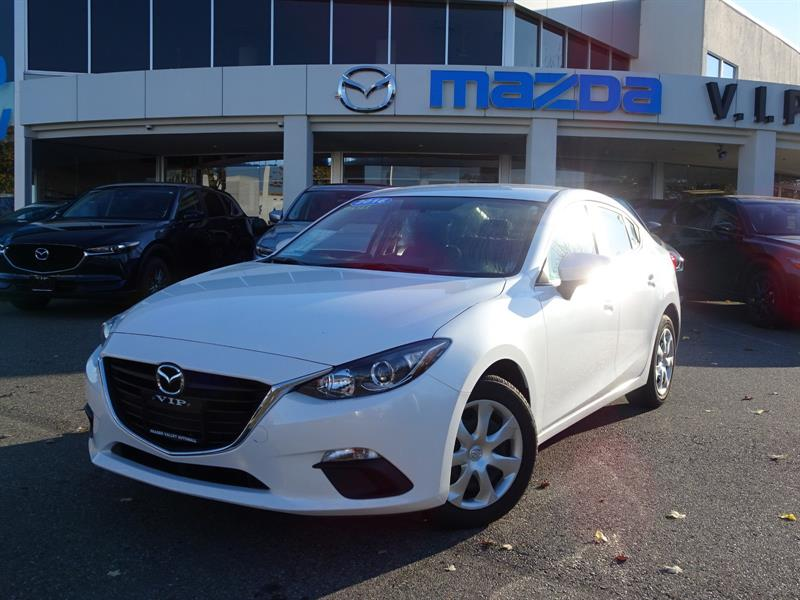 2016 Mazda MAZDA3 GX, AUTO, A/C #B8616
