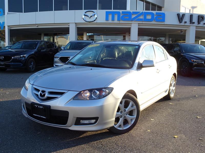 2009 Mazda MAZDA3 GT, AUTO, LEATHER #B8618