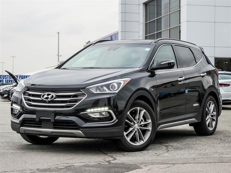 2017 Hyundai Santa Fe Ultimate #SF-9230