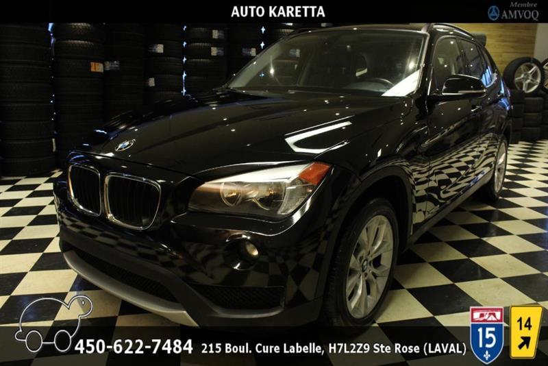 BMW X1 2013 X1 28i XDRIVE, PANORAMIC, CUIR #AS8348