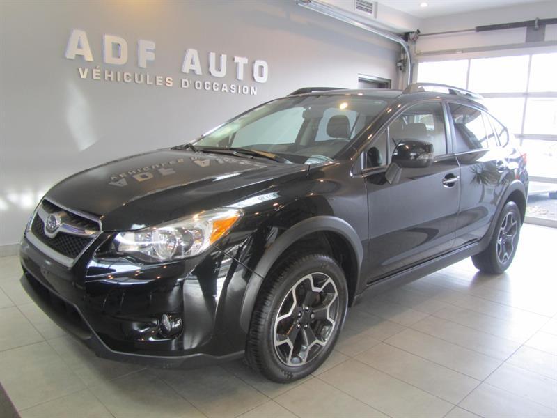 Subaru Xv Crosstrek 2014 5dr Auto 2.0i Limited NAVIGATION #4376