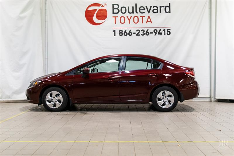 Honda Civic Sedan 2015 * LX AUTOMATIQUE * #82912B