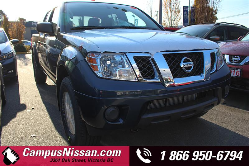 2019 Nissan Frontier SV 4WD Crew Cab Long Box #9-T056