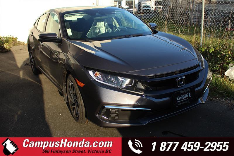 2019 Honda Civic EX #19-0109