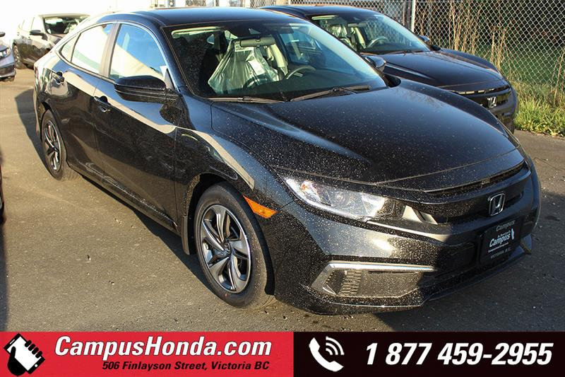 2019 Honda Civic LX #19-0113