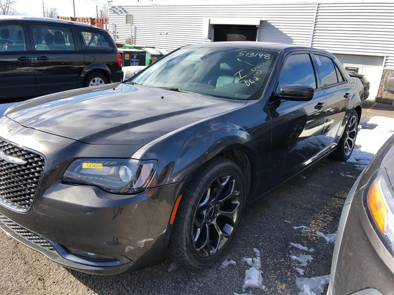 Chrysler 300 2016 4dr Sdn 300S+TOIT+MAGS+CUIR+WOW! #UD4933