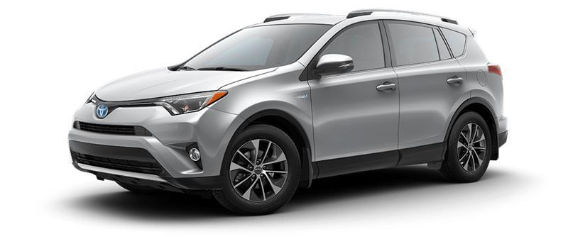 2018 Toyota RAV4 Hybrid AWD-i XLE #12247