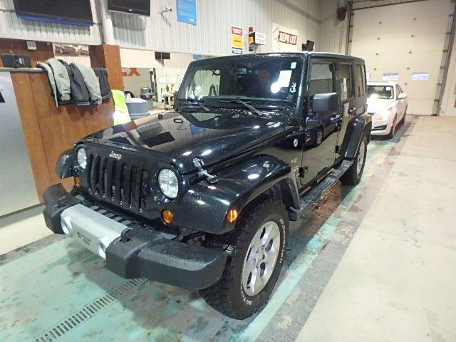 Jeep Wrangler Unlimited 2013 Sahara #J A VENIR