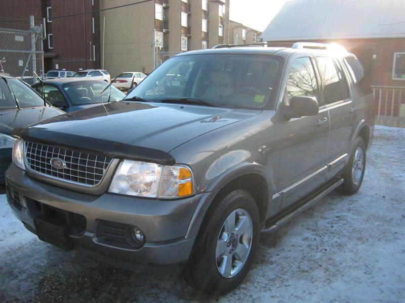 2003 Ford Explorer 4dr 4.6L Limited 4WD #A02825