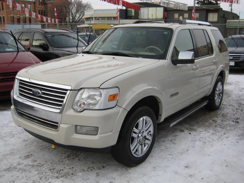 2006 Ford Explorer 4dr 4.6L Limited 4WD #A04734