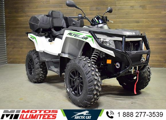 Arctic Cat Alterra TRV 550 XT EPS 2017
