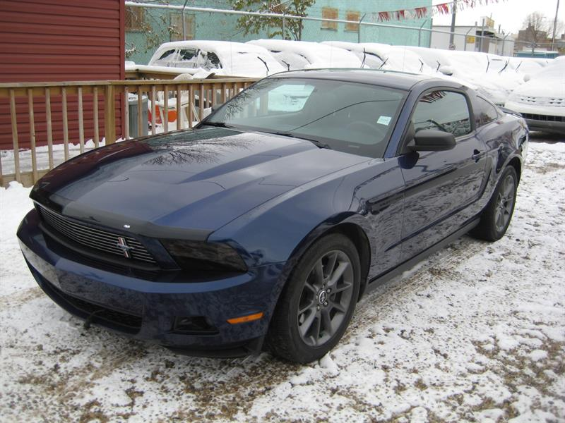2012 Ford Mustang 2dr Cpe V6 #211771