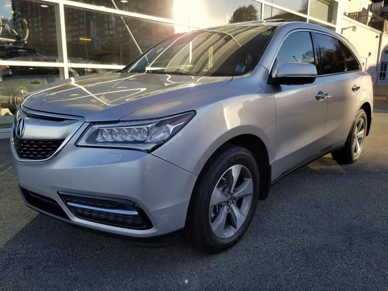2014 Acura MDX Premium Package #81666A
