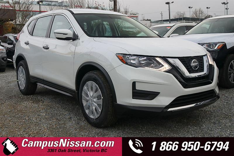 2019 Nissan Rogue S #9-P019