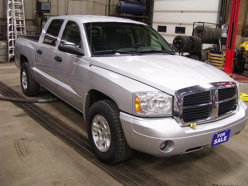 2007 Dodge Dakota SLT #UCD681