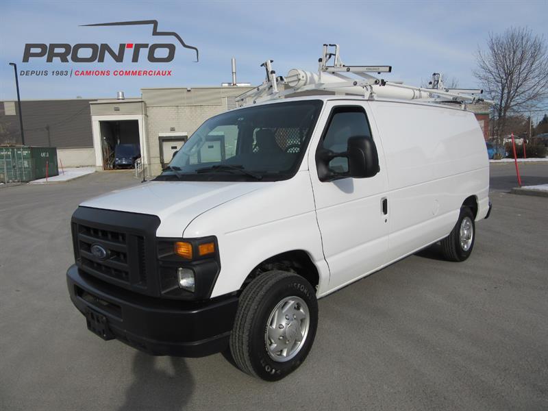 Ford Econoline Cargo Van 2014 E-150  #3779