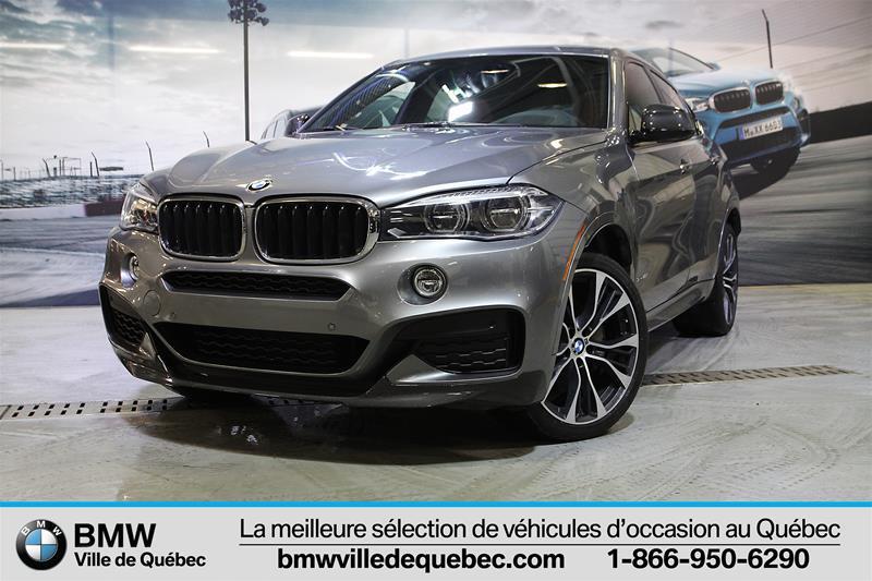 BMW X6 2017 xDrive50i #20204A