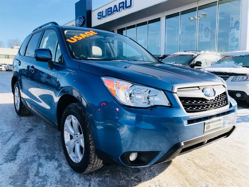 Subaru Forester 2016 2.5i Touring Package #15722A