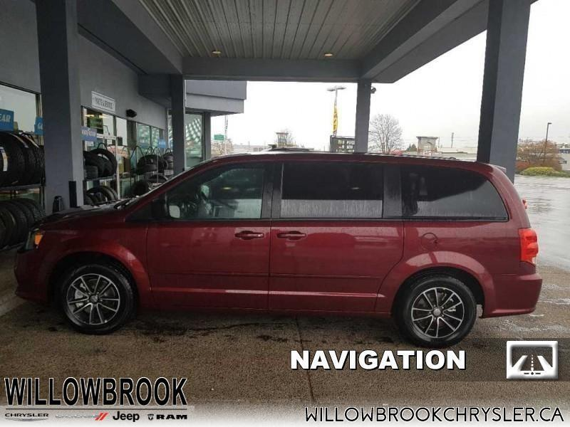 2017 Dodge Grand Caravan Canada Value Package #17M200