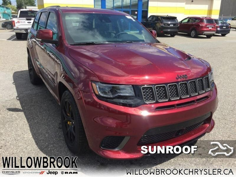 2018 Jeep Grand Cherokee #18J257