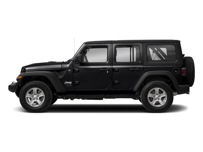 2018 Jeep Wrangler Unlimited Sahara #18J381