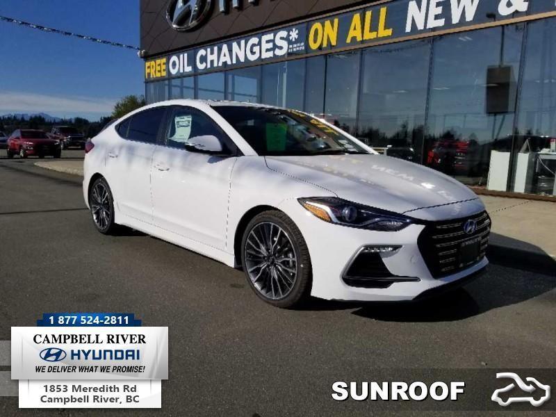 2018 Hyundai Elantra Sport DCT #E18380