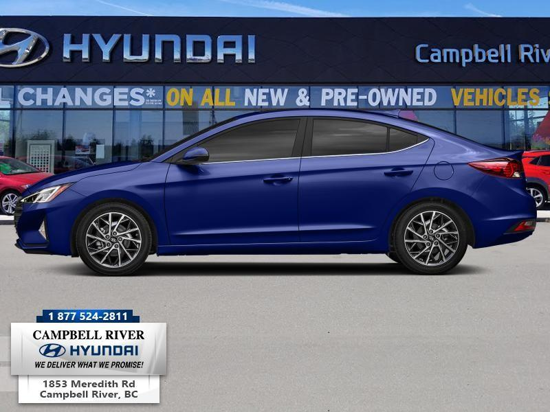2019 Hyundai Elantra Preferred w/sun and safety pkg #E19050