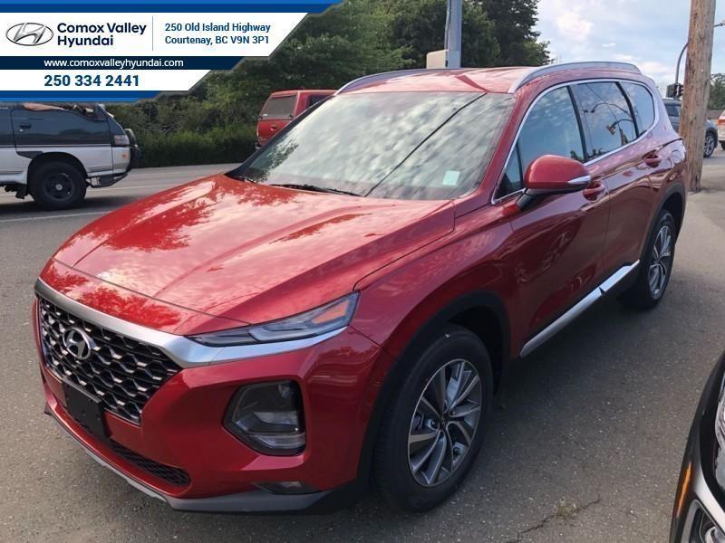 2019 Hyundai Santa Fe Preferred #H9-03
