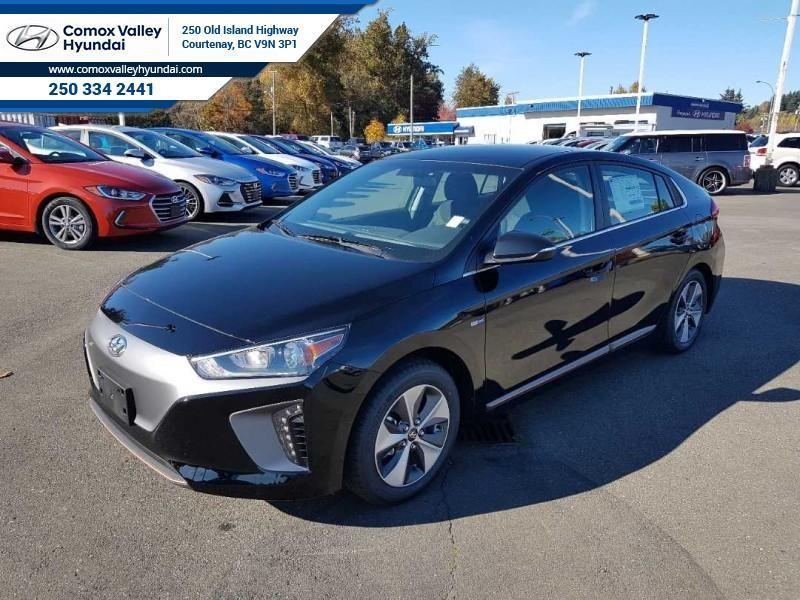 2019 Hyundai Ioniq Electric Preferred Hatchback #19NQ5826