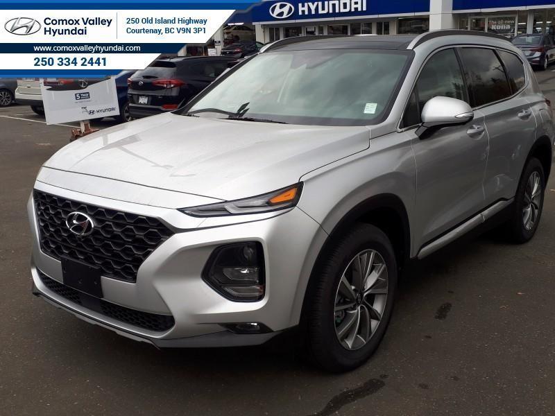2019 Hyundai Santa Fe 2.0T Luxury AWD #19SF2806