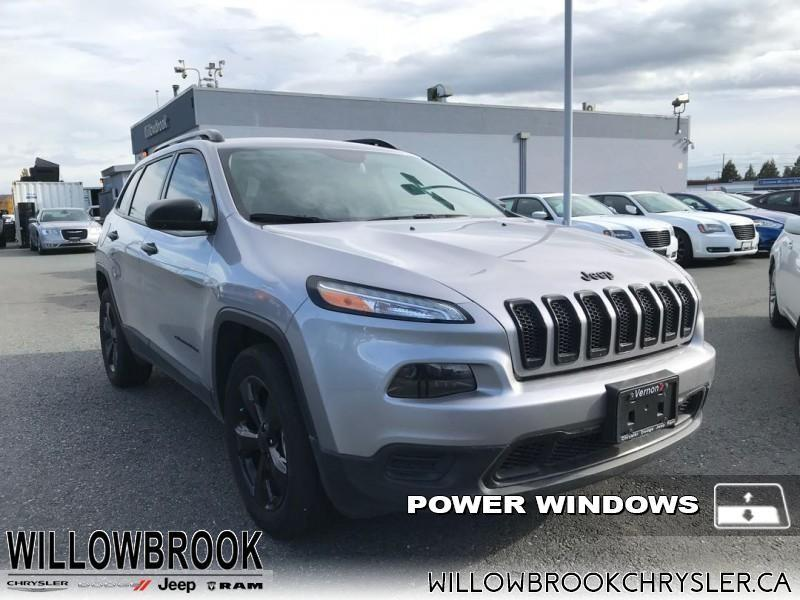 2018 Jeep Cherokee Altitude #18UP529