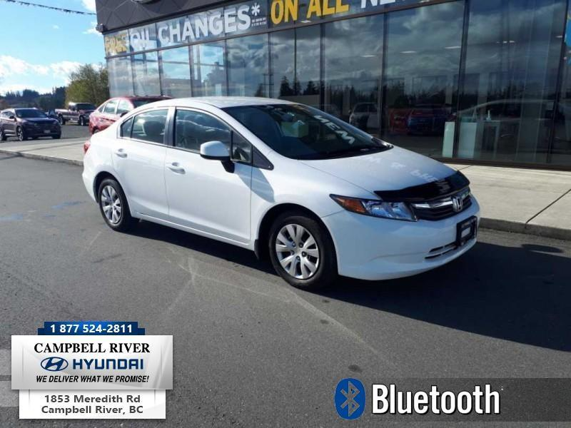 2012 Honda Civic Sedan LX #T18371