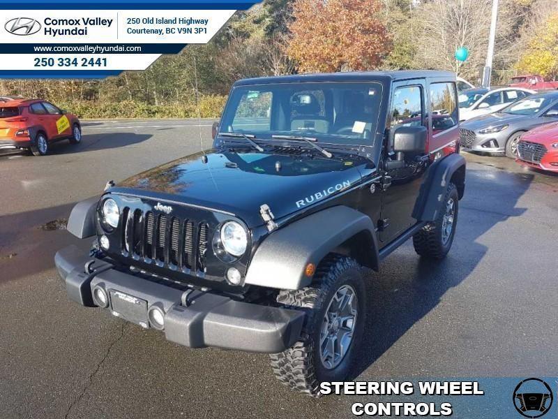 2014 Jeep Wrangler Rubicon #H8-155A