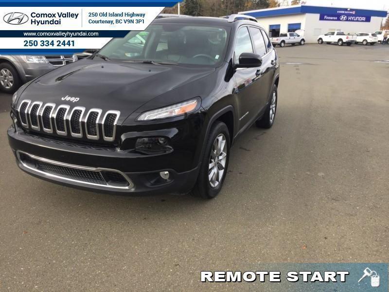 2017 Jeep Cherokee Limited #PH1036