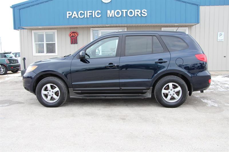2008 Hyundai Santa Fe GLS AWD #P8892