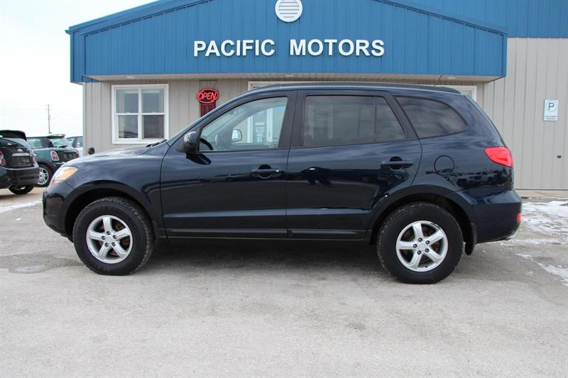 2009 Hyundai Santa Fe GLS AWD #P8870