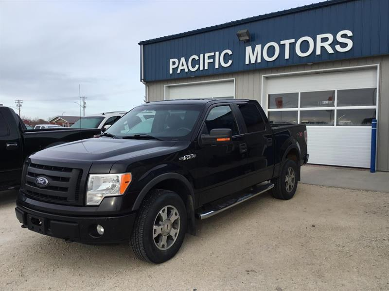 2010 Ford F-150 FX4 SuperCrew 5.5-ft. Bed 4WD #P8966