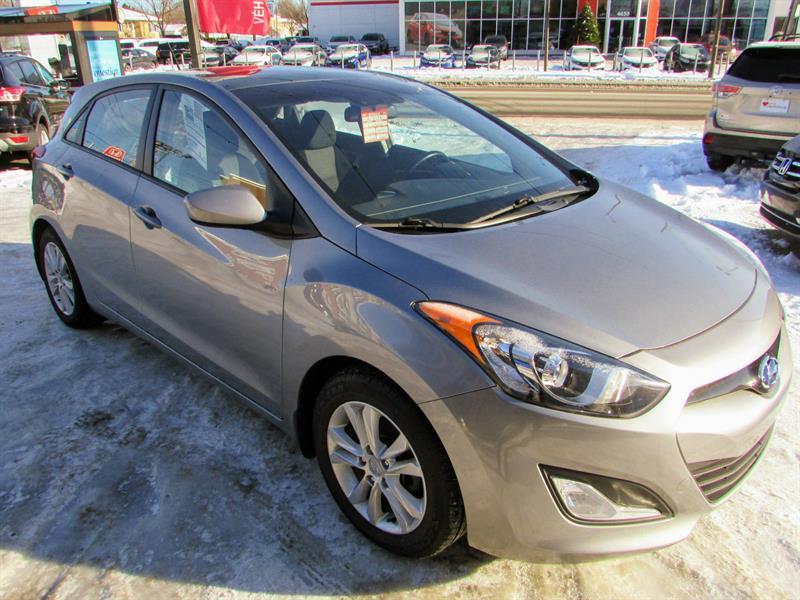 Hyundai Elantra Gt 2013 GLS **TOIT PANORAMIQUE** #UA18179
