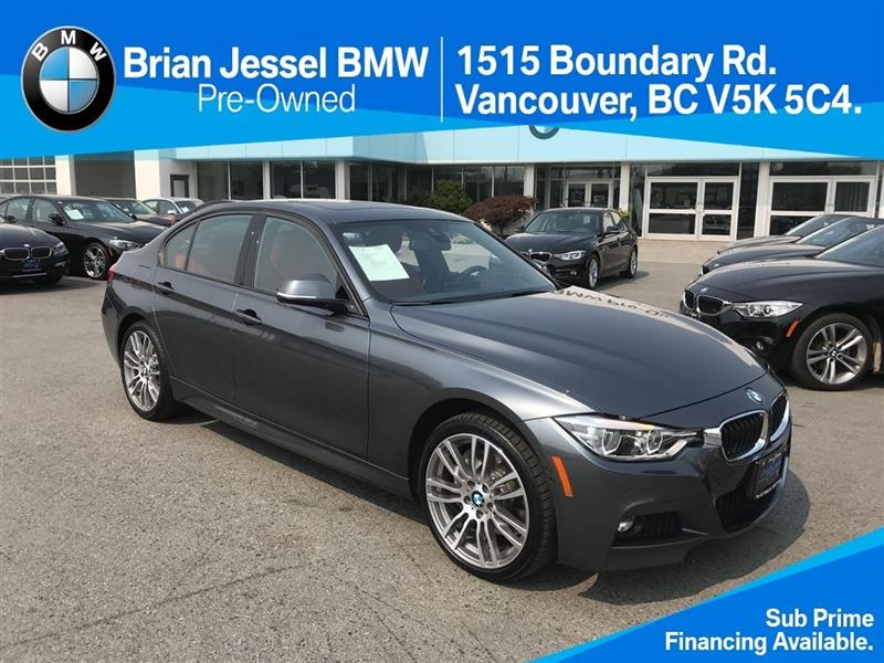 2018 BMW 3 Series 330I xDrive Sedan (8D97) #BP6984