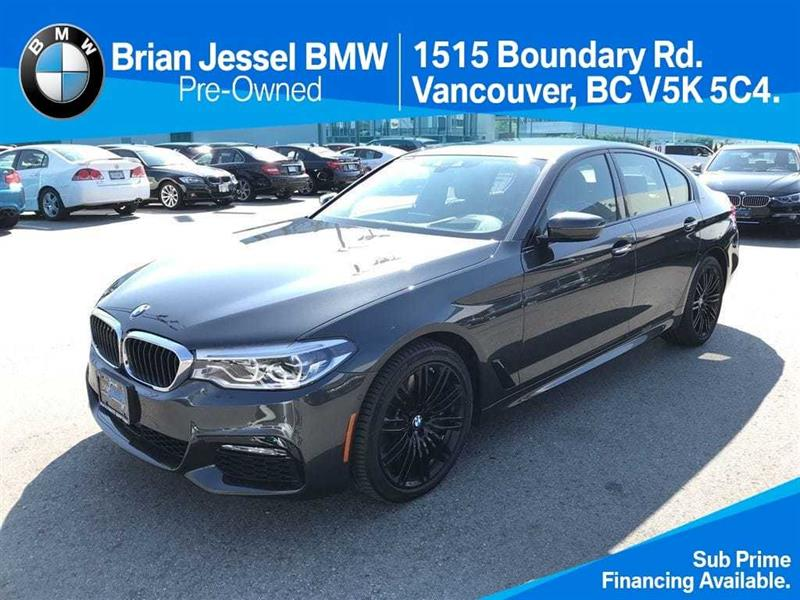 2018 BMW 5 Series 540I xDrive Sedan #BP6727