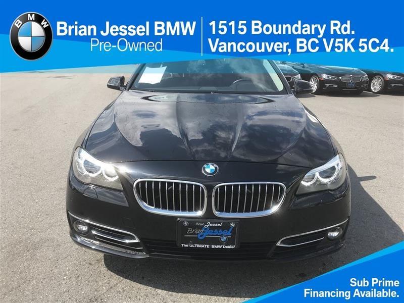 2014 BMW 5 Series 535i xDrive #BP7028