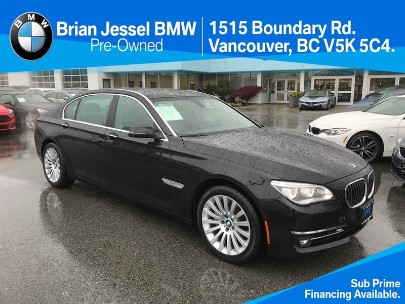 2014 BMW 7 Series 740Li xDrive #BP724110